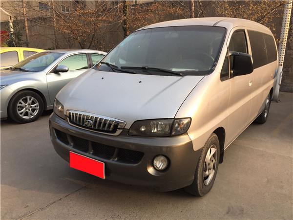 江淮瑞风商务车